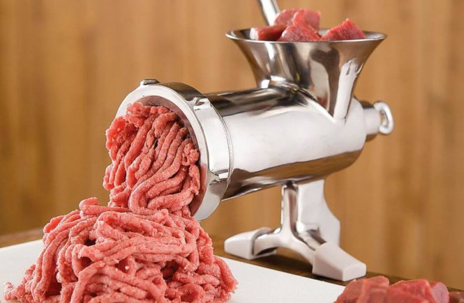 types-of-meat-grinder