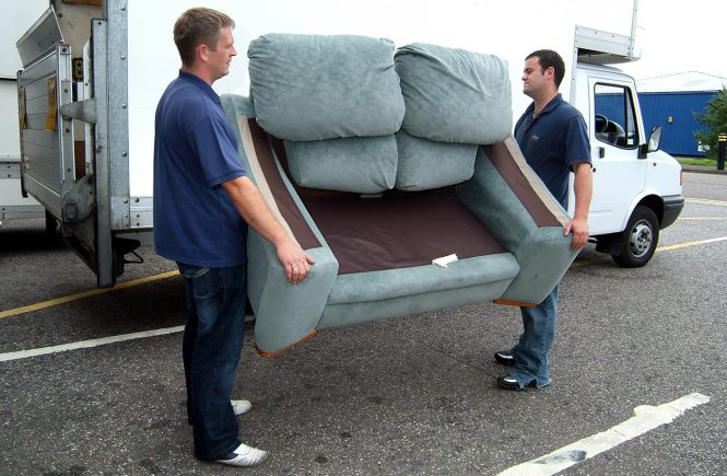 furniture removal cost