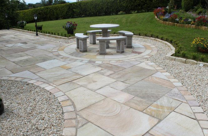 paving material