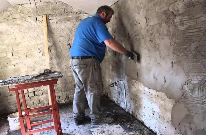 plaster repair contractors near me