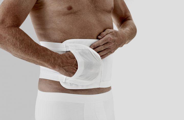 Ostomy-belt-cover